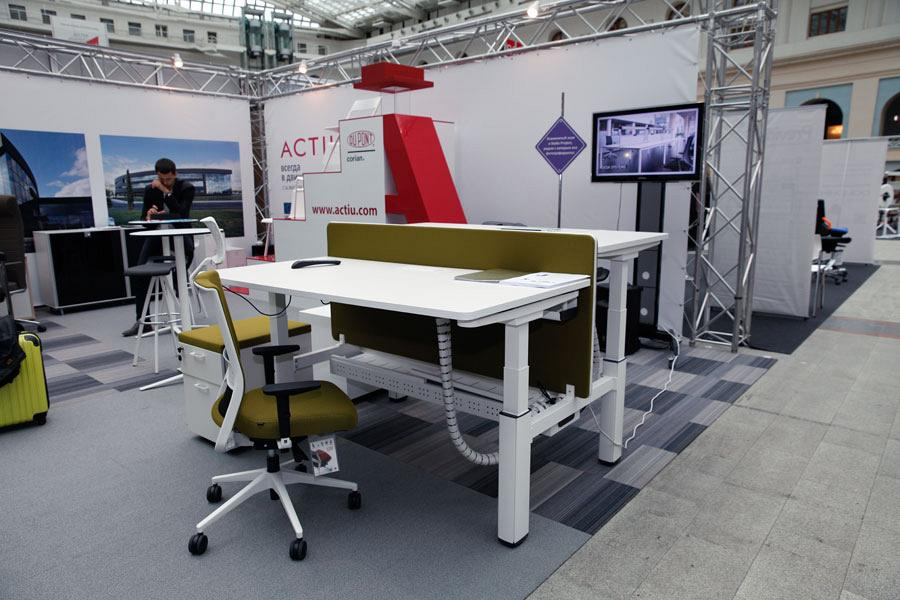 Office Next Moscow is defined as a quality and prestigious trade fair at its fourth edition 3