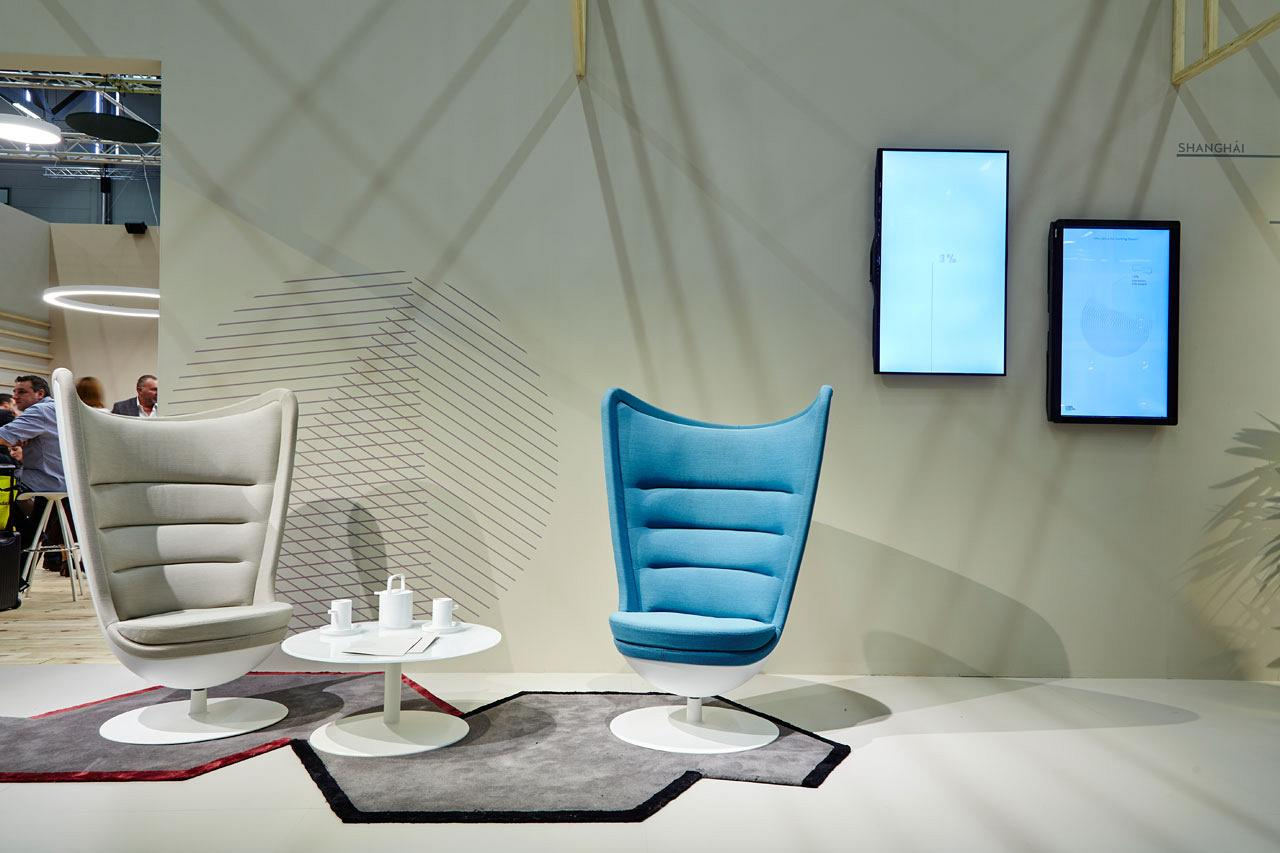 Orgatec welcomes Cool Working in the trade fair's largest edition ever 9