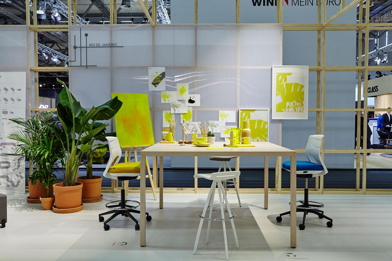 Orgatec welcomes Cool Working in the trade fair's largest edition ever 11