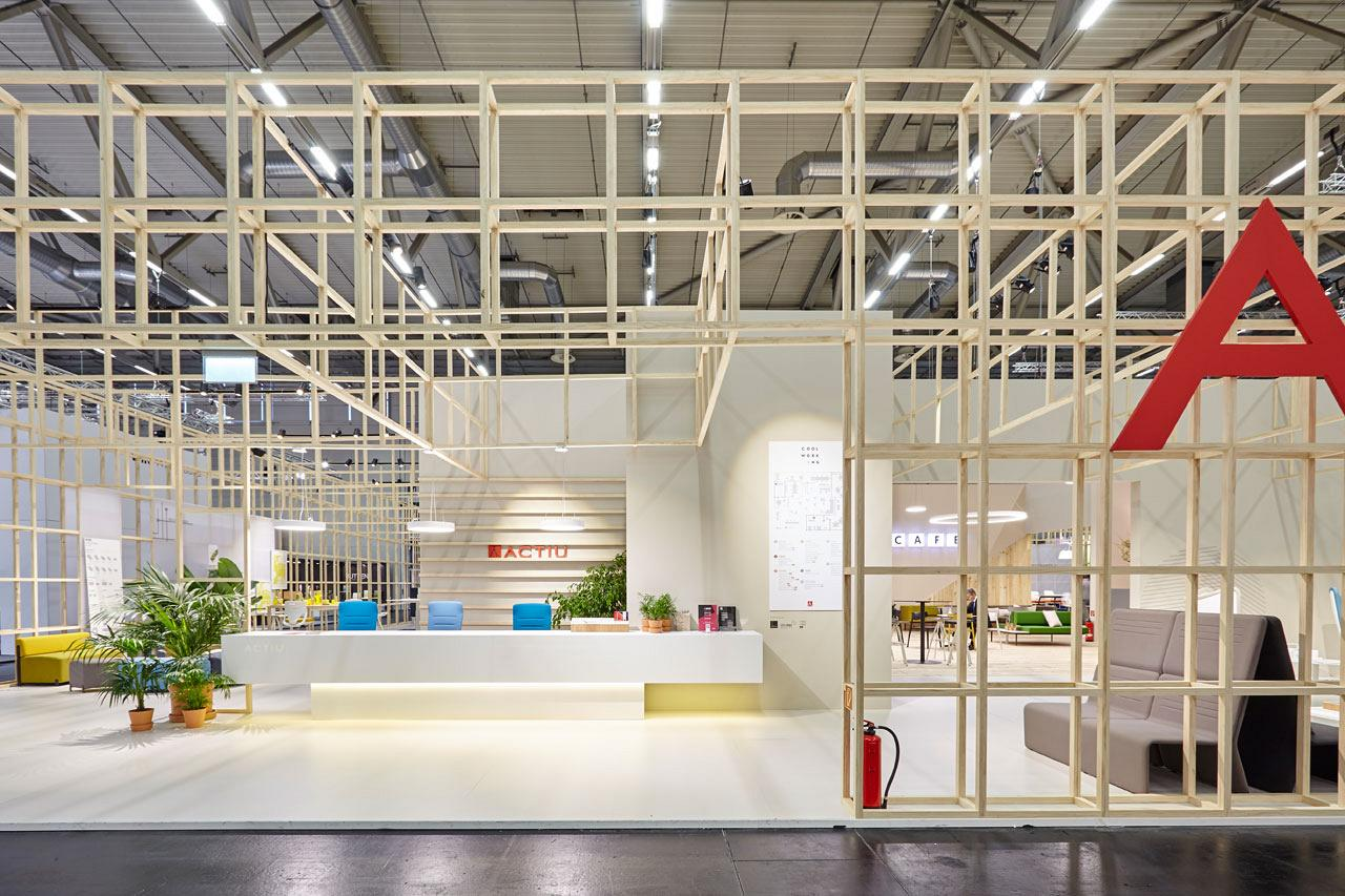 Orgatec welcomes Cool Working in the trade fair's largest edition ever 2