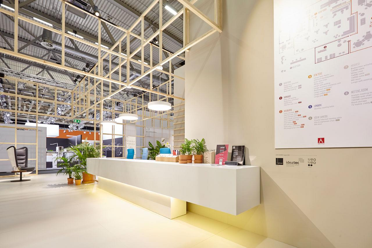 Orgatec welcomes Cool Working in the trade fair's largest edition ever 4