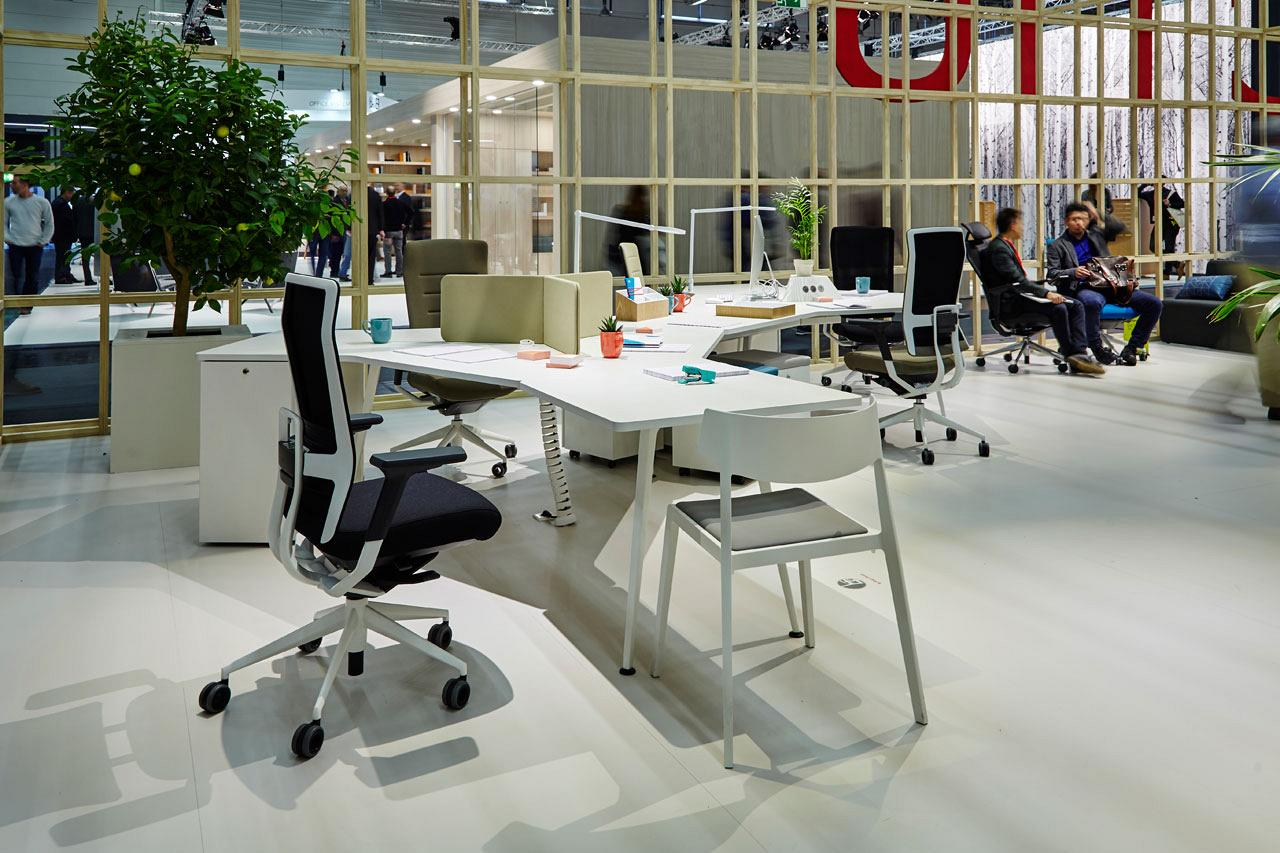 Orgatec welcomes Cool Working in the trade fair's largest edition ever 7