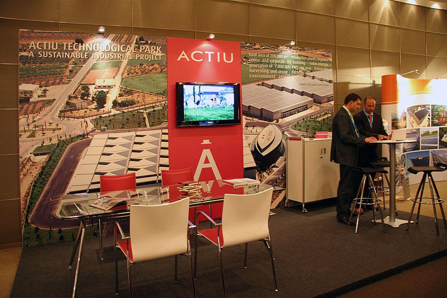 Actiu Technological Park, Good practice 2009 2