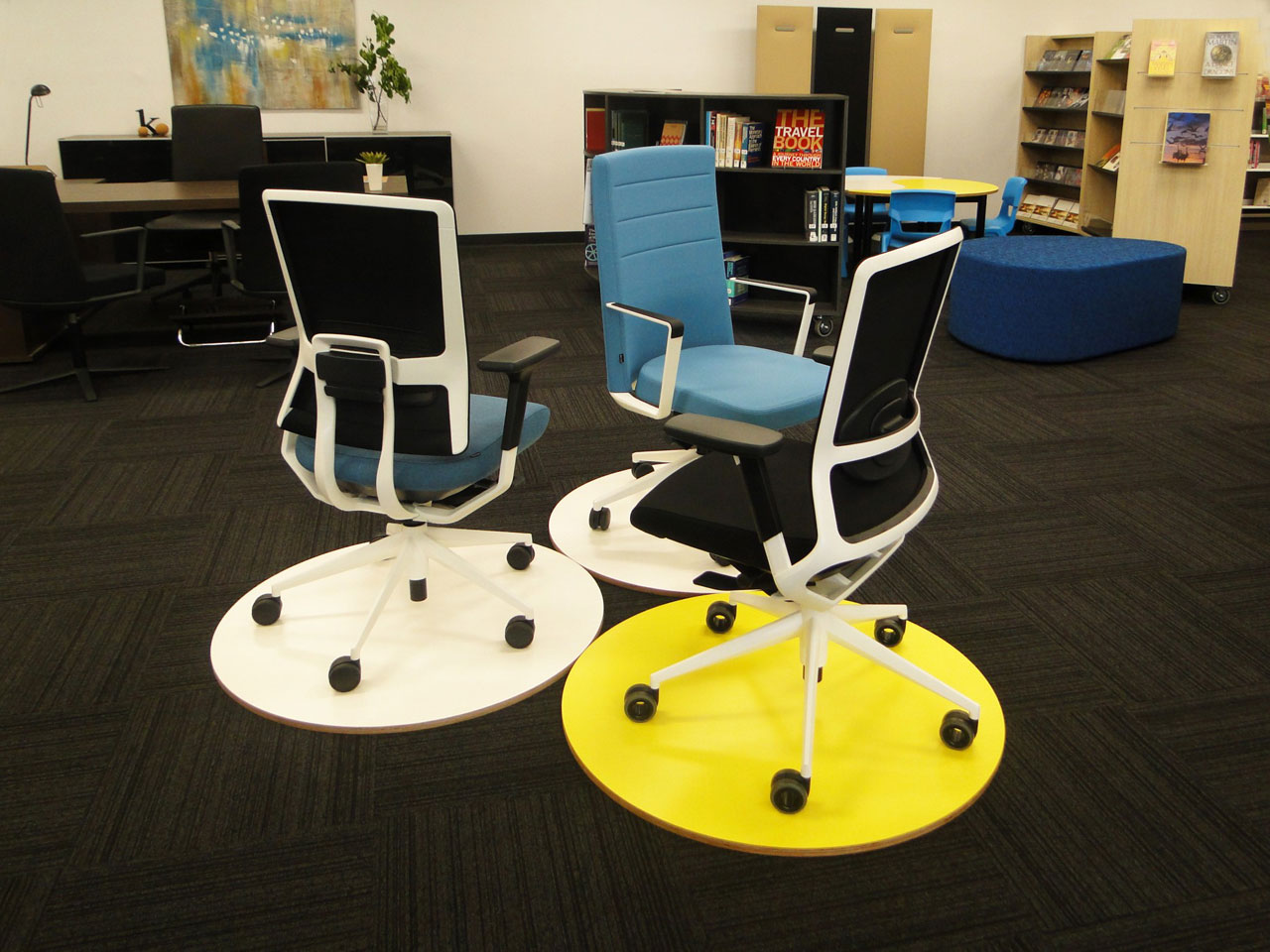 ... Resource Furniture, A New Partner Specialising In Offices, Libraries  And Education 6 ...
