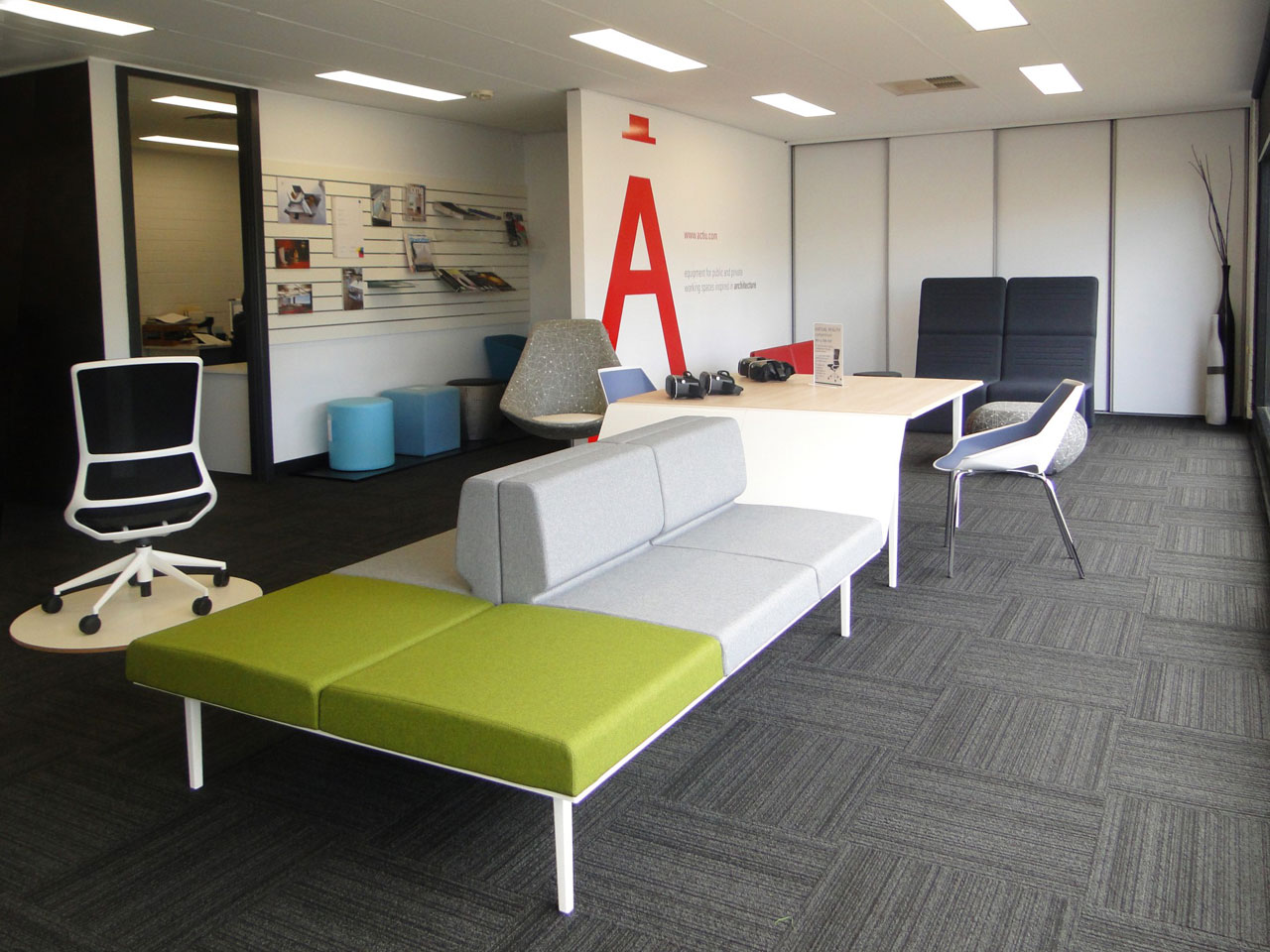 ... Resource Furniture, A New Partner Specialising In Offices, Libraries  And Education 8 ...