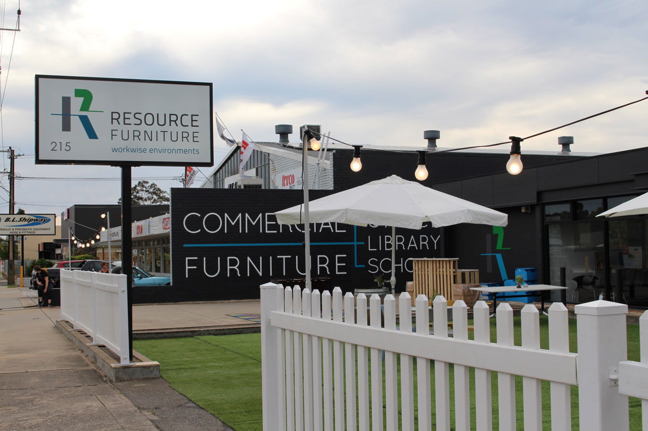 Resource Furniture, A New Partner Specialising In Offices, Libraries And  Education 1 ...