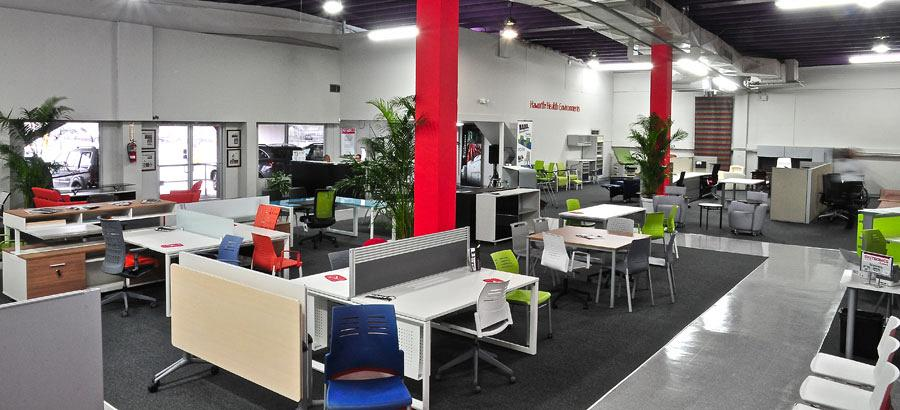 Systronics merge technology and Actiu furniture into its new offices in Puerto Rico 5