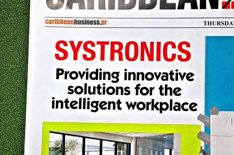 Systronics merge technology and Actiu furniture into its new offices in Puerto Rico 7