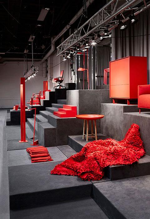 TNK 500 travels with the Red Show exhibition to promote good design 2