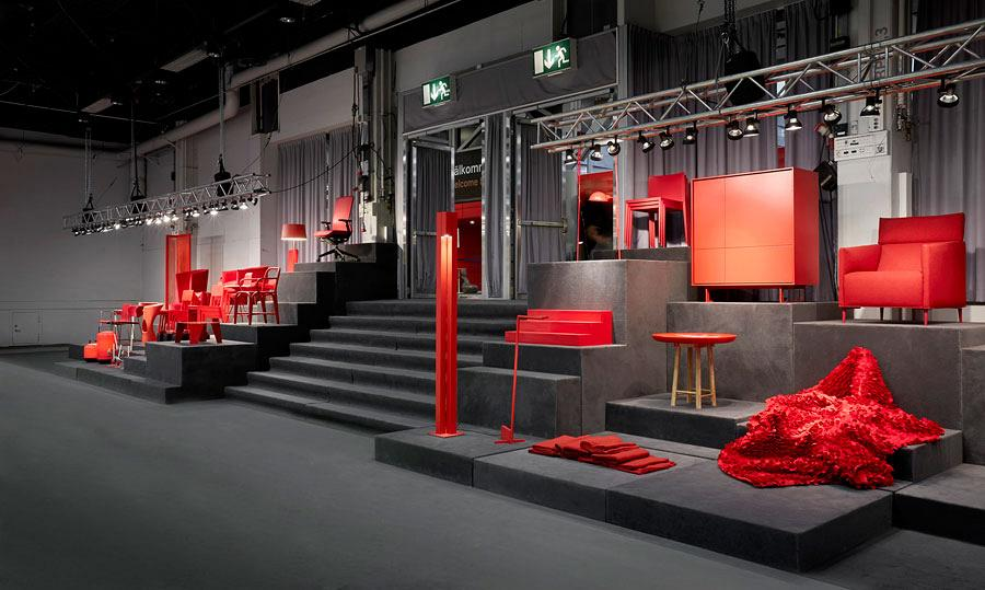 TNK 500 travels with the Red Show exhibition to promote good design 3