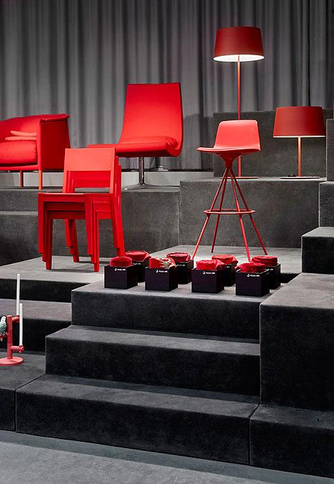 TNK 500 travels with the Red Show exhibition to promote good design 4