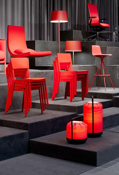 TNK 500 travels with the Red Show exhibition to promote good design 5