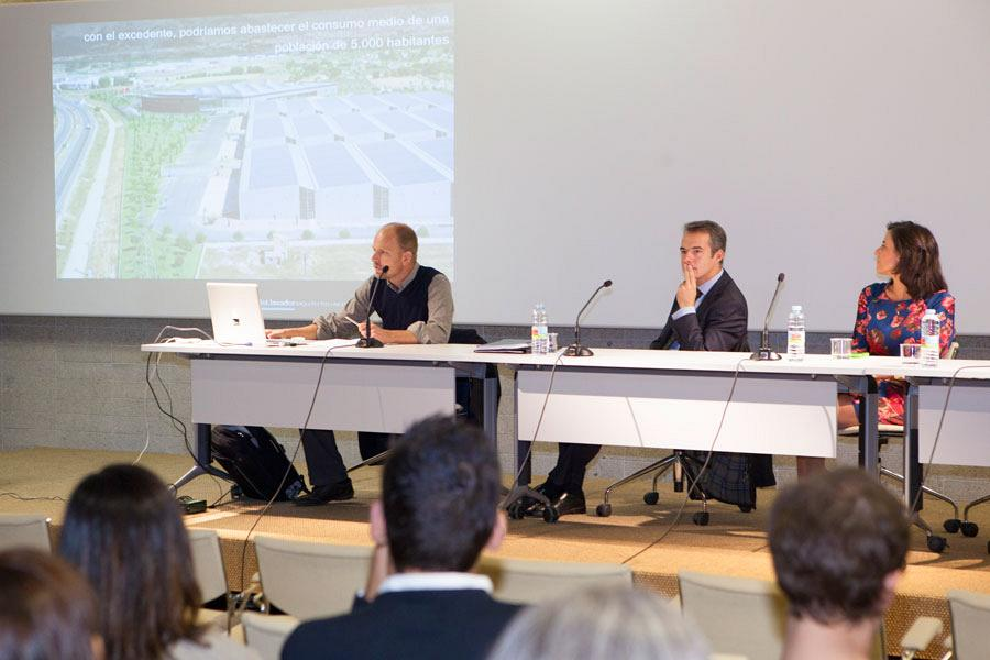 A sustainable industry at Architecture Week in Madrid 6