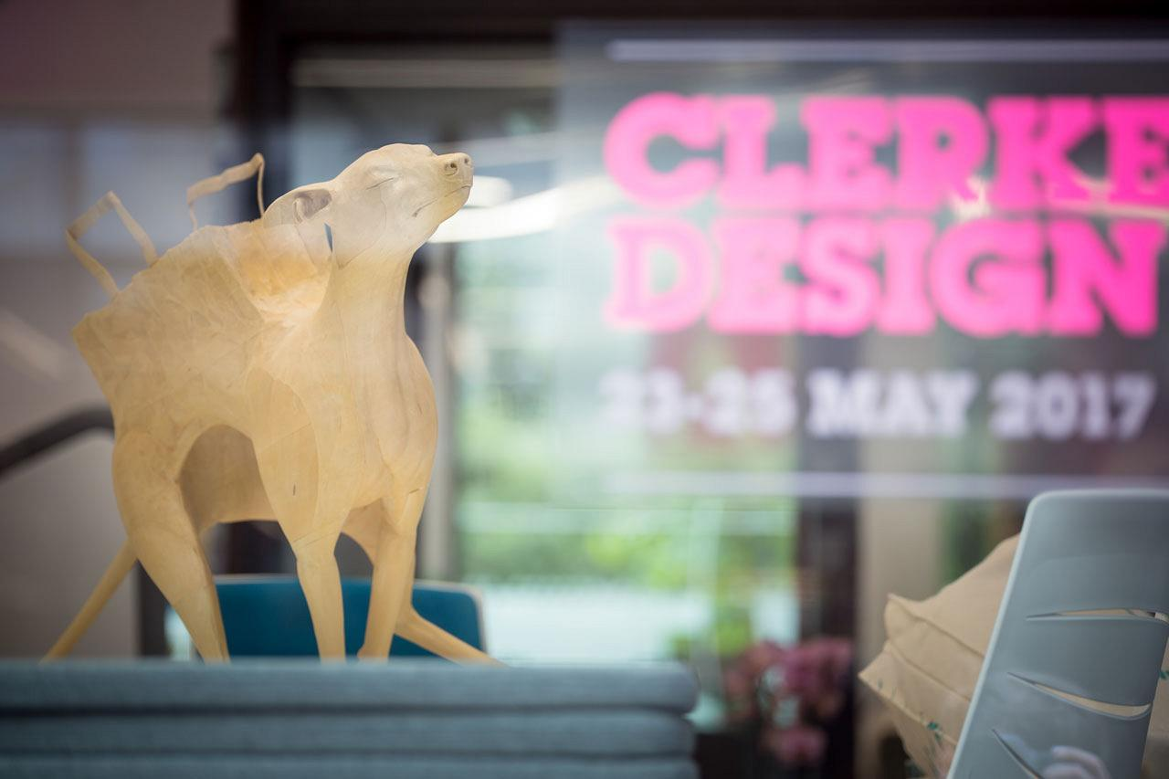 WELL, design and art coexist during the Clerkenwell Design Week 6