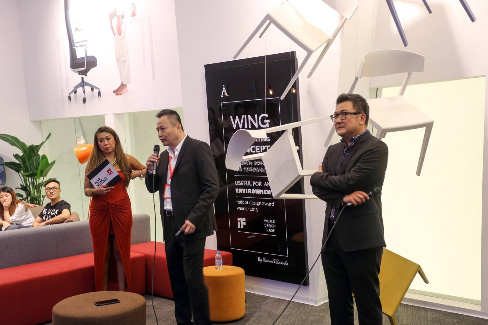 Work Wonders and Actiu join forces to walk side by side in the Chinese market 10