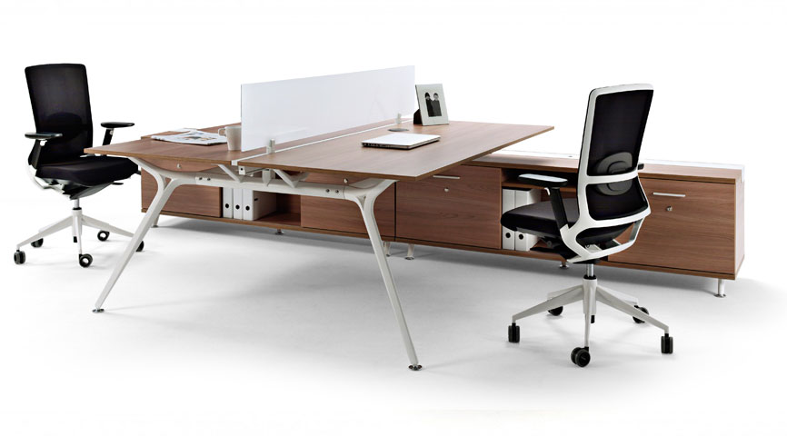 Actiu we manufacture desks and chairs for any office space