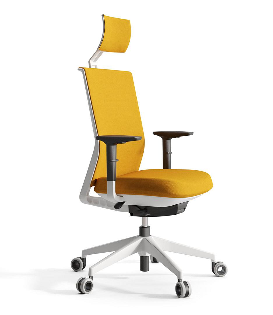 Stay a new concept of the office chair global but close to the user