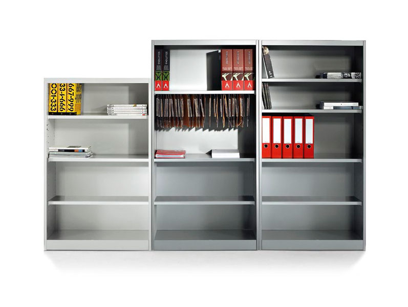 Metal Storages without Doors