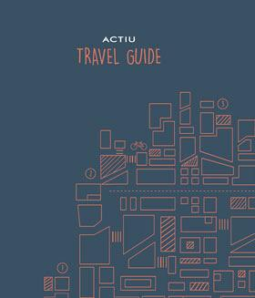 Cool Working Travel Guide Book