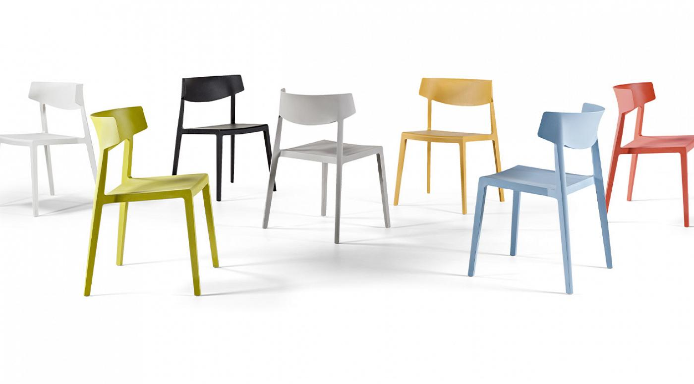 Wing Is The Technological Evolution Of A Traditional Wooden Chair