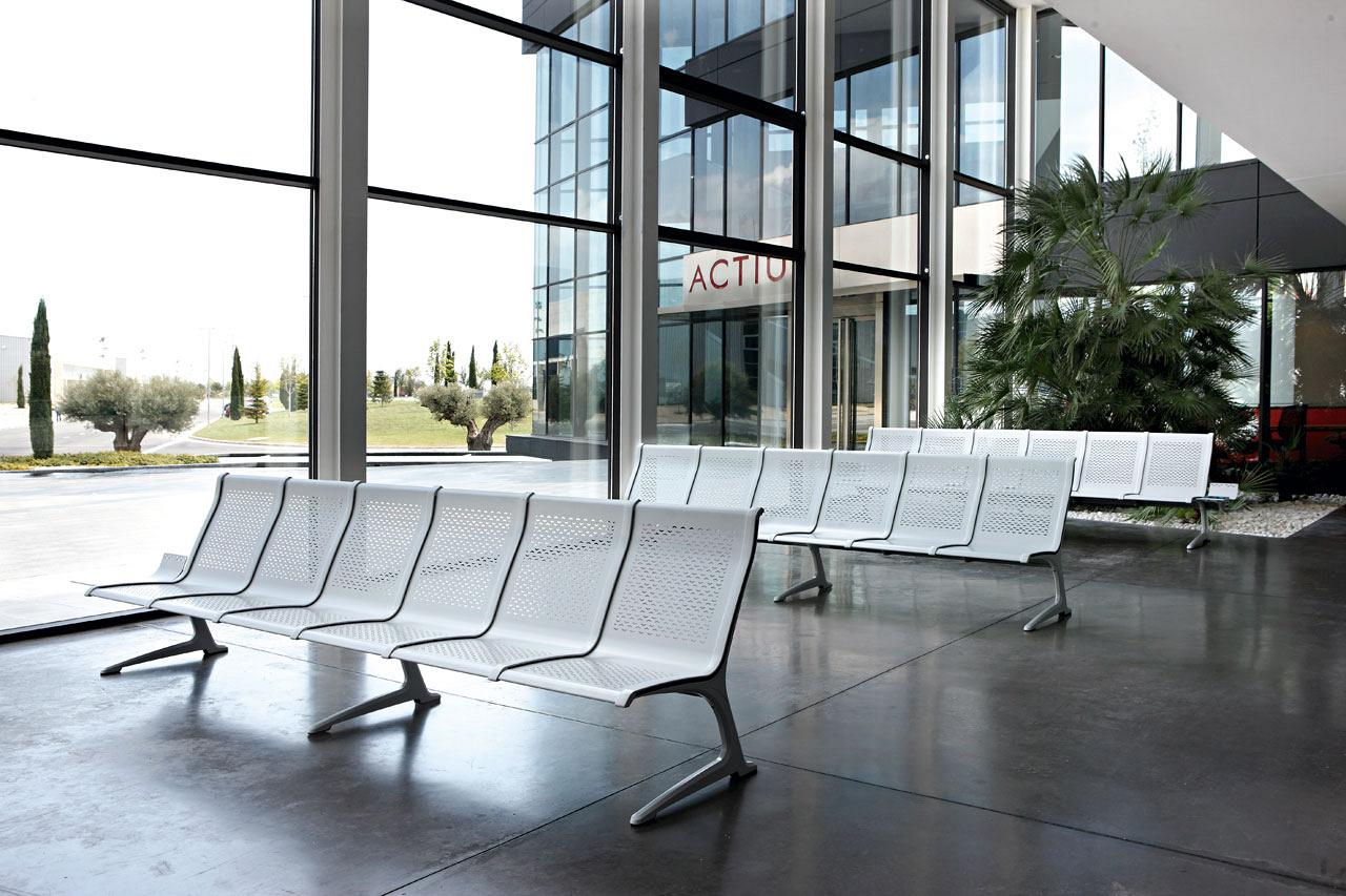 Passport increased comfortability for waiting areas and for Interior design temp agency