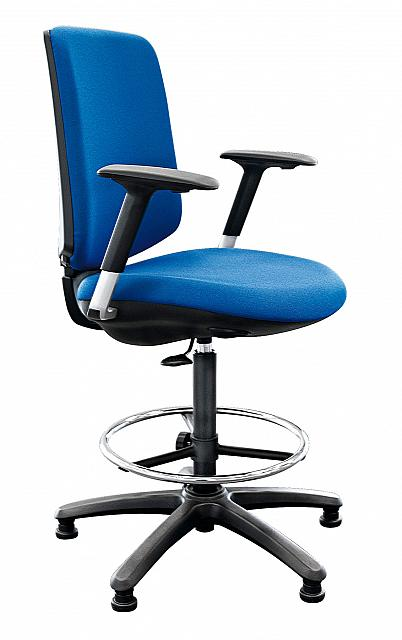 Idonia polyvalent and functional office chair for Silla oficina baquet