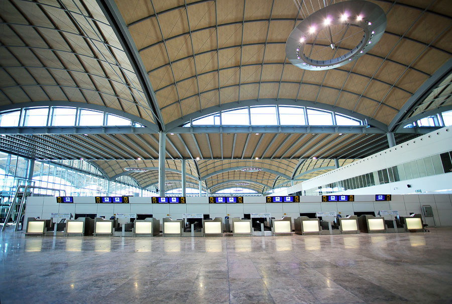 Фото аэропорт аликанте испания недвижимость