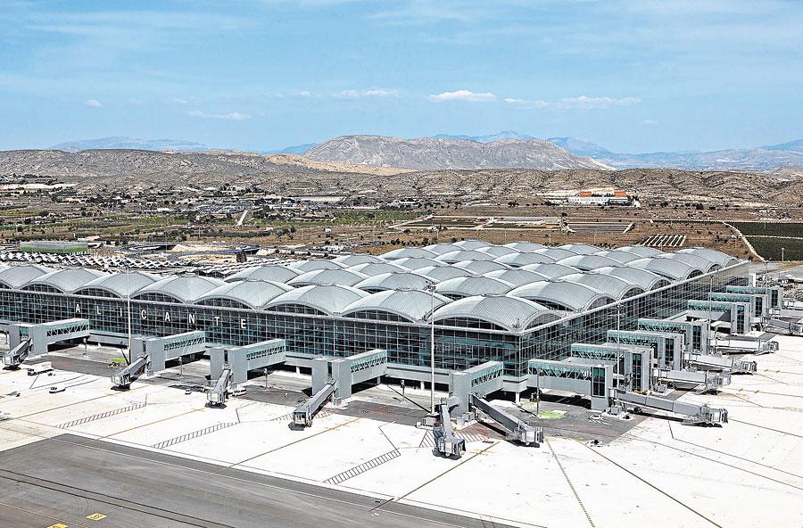Бенидорм испания аэропорт