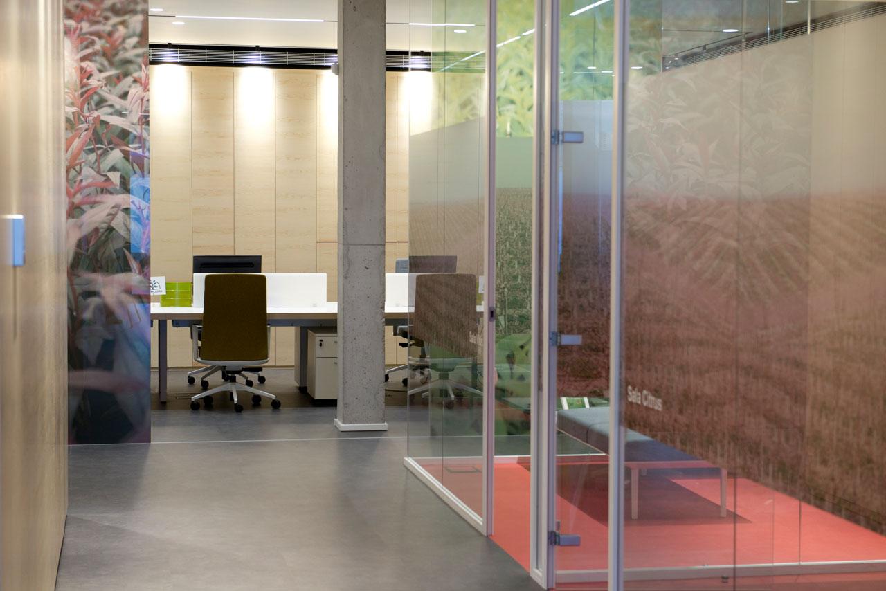 Agromillora un nuevo enfoque colaborativo en el for Buscador oficinas sabadell