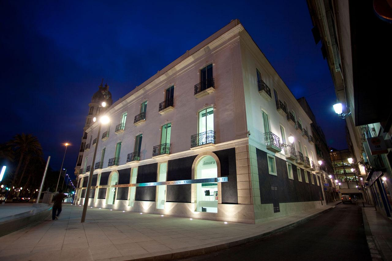 The Alicante Chamber of commerce 1