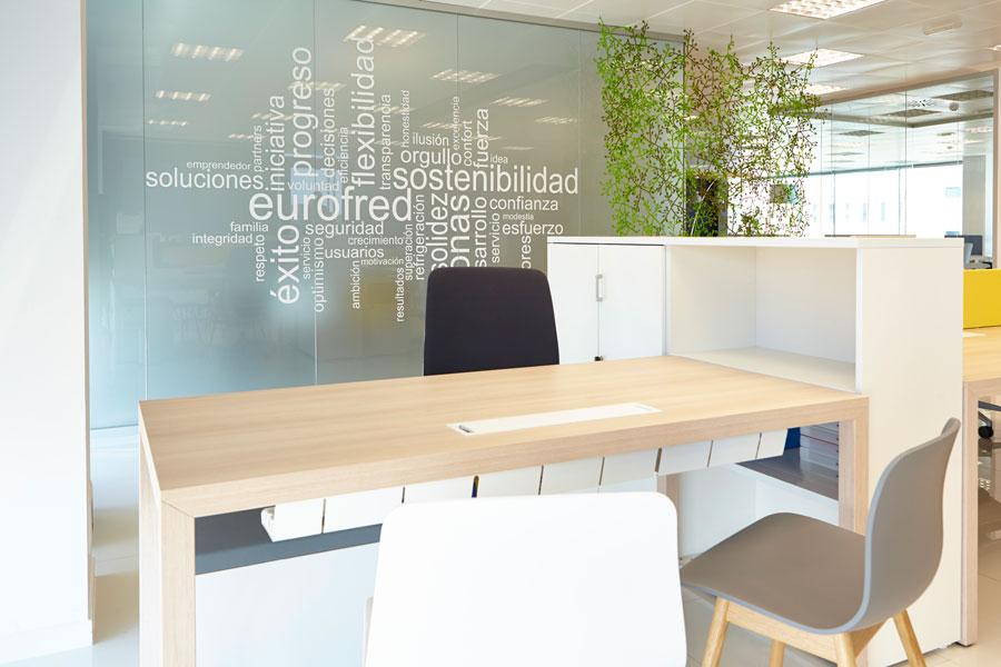 Eurofred for Bankia buscador de oficinas