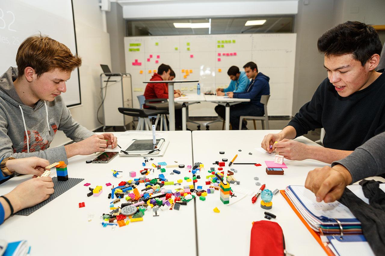 ACTIU学校家具,构建高效学习空间